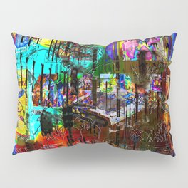Frustration Nation, Take 1 (If I Only Knew What I Know Now...) [A.N.T.S Series] Pillow Sham