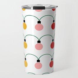 Christmas Light Travel Mug
