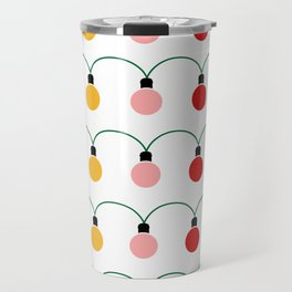 Christmas Light Travel Mug