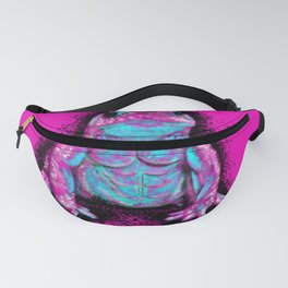 Tough Toad - Magenta Fanny Pack