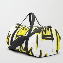 Graffiti illustration 05 Duffle Bag