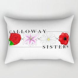 Calloway Sisters Rectangular Pillow