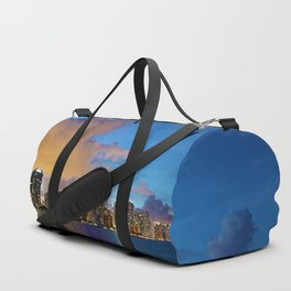 Downtown Miami Duffle Bag