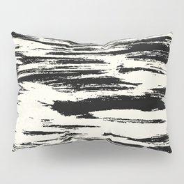 Brush Stripe 1 Pillow Sham