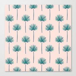 Palmier Canvas Print