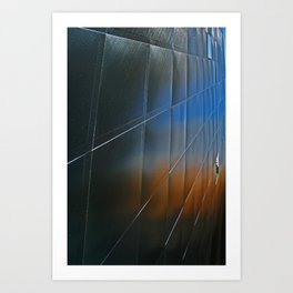 Contemporary Jewish Museum, San Francisco, CA Art Print