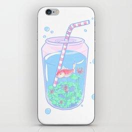Koi Fish Can iPhone Skin