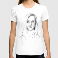 karen hallion T-shirts featuring Karen Page by Bitterness