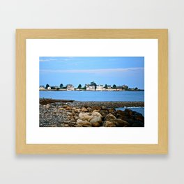 Lord's Point Framed Art Print