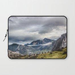 The Picos de Europa Laptop Sleeve