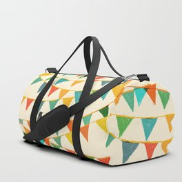 Carnival is coming to town Duffle Bag