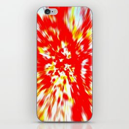 Splash 028 iPhone Skin