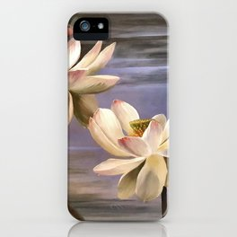 Tears from Heaven by Gamini Ratnavira  iPhone Case