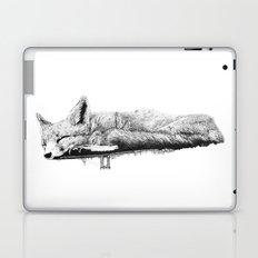 Fox and rabbit to New York Laptop & iPad Skin