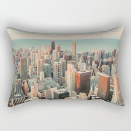 CHICAGO SKYSCRAPERS Rectangular Pillow