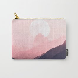 Gradient Sunset Carry-All Pouch