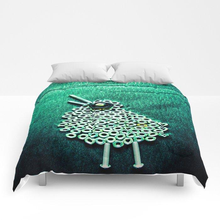 Night Habitat ...Kiwi Comforters