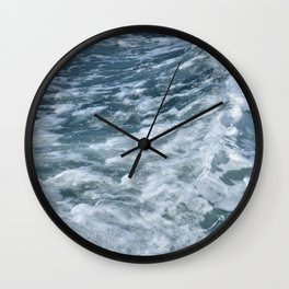 That Wave Wall Clock