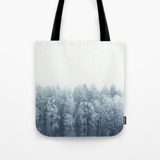 Frosty feelings Tote Bag
