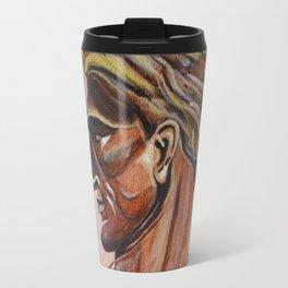 Mountaineer WVU Travel Mug