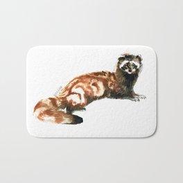 Vormela - Marble Polecat (c) 2017 Bath Mat