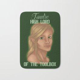 Tamlin High Lord of the Toolbox Bath Mat