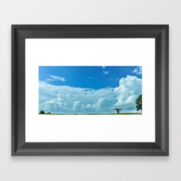 Countryside 2 Framed Art Print