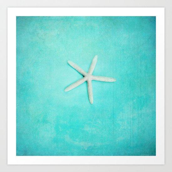 starfish-2 Art Print