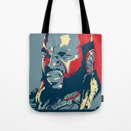Shut Up Fool! Tote Bag