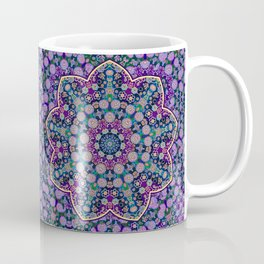 The Purple touch Coffee Mug