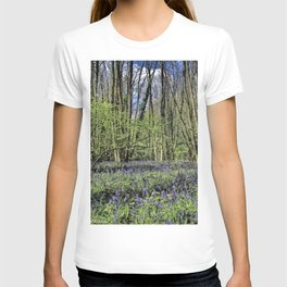 Everdon Stubbs Wood Bluebells T-shirt