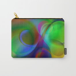 color whirl -31- Carry-All Pouch
