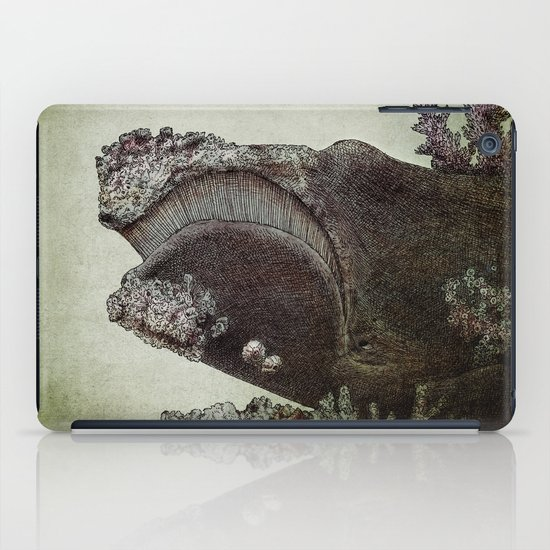 Leviathan (colour option) iPad Case