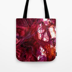 Abstract cave Tote Bag