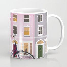 CHRISTMAS IN LONDON Coffee Mug