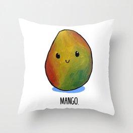 Mango Throw Pillow