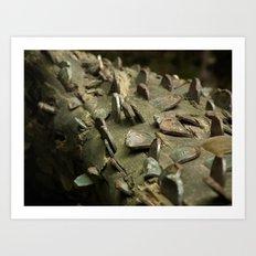 Money Tree Art Print
