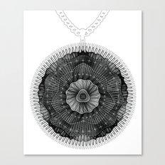 Spirobling XXIII Canvas Print