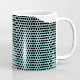 Silver Metal Texture background  #society6 #decor #buyart #artprint Coffee Mug