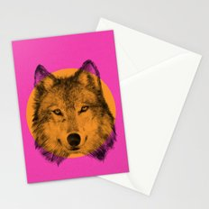 Wild 7 - by Eric Fan and Garima Dhawan Stationery Cards