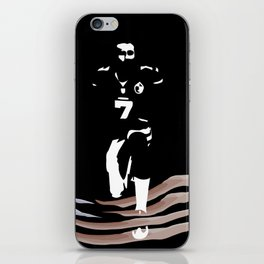 This Matters - Colin Kaepernick Black Lives Matter Protest of Injustice in America iPhone Skin
