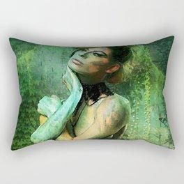 OUT IN THE GARDEN Rectangular Pillow