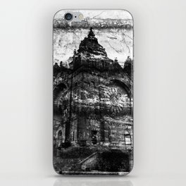 Basilica of Santa Luzia iPhone Skin