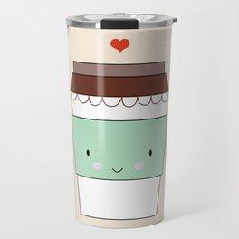 Bring coffee Travel Mug