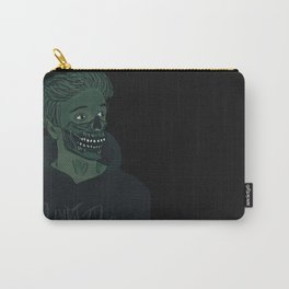 Joe is a Skull Carry-All Pouch