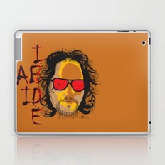 The Dude - Big Lebowski INK Laptop & iPad Skin