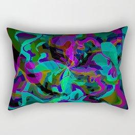 Midnight Vape Rectangular Pillow