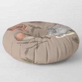 Winter Collection Floor Pillow