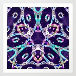 Graceful Equilibrium Art Print