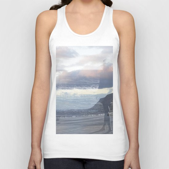 Into the Wave Unisex Tank Top
